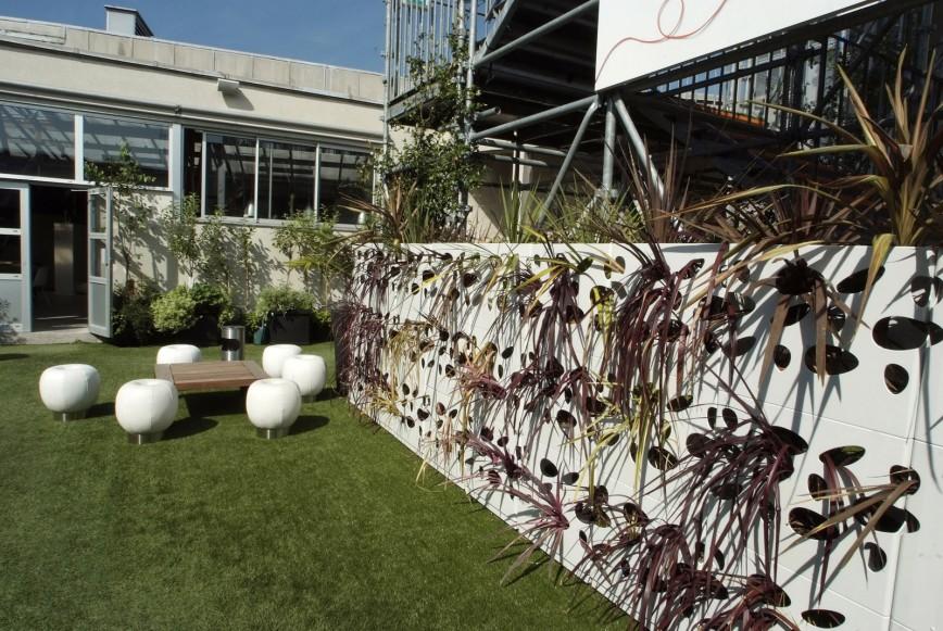 Jardins institutionnels - Horticulture et Jardins