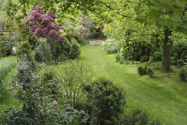 Le jardin d un paysagiste h doniste horticulture et jardins for Image jardin paysagiste