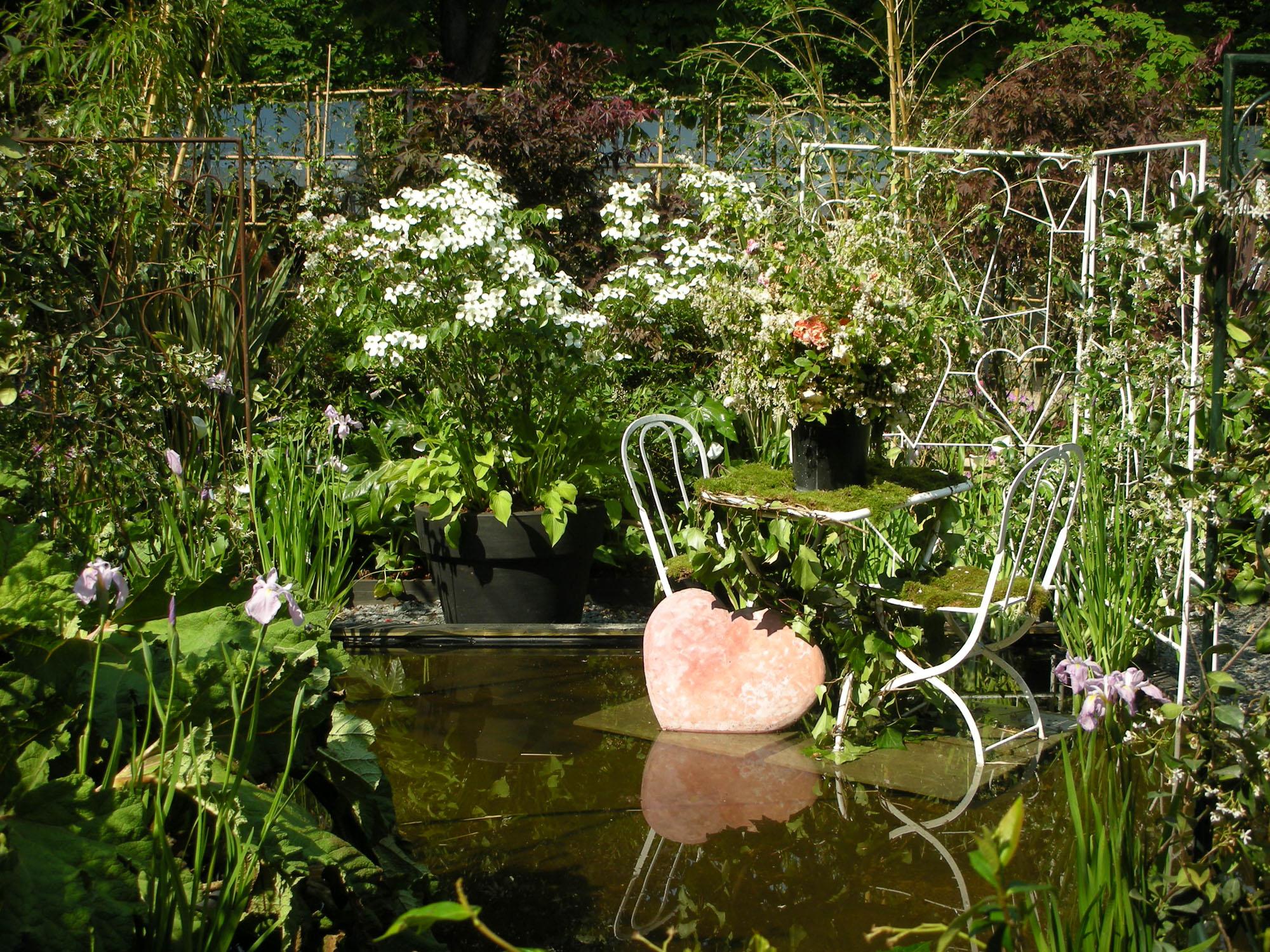 Jardins éphémères - Horticulture et Jardins