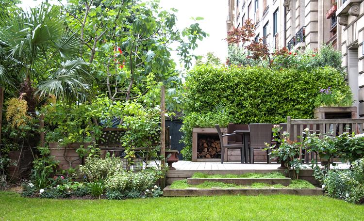 avant apr s jardins horticulture et jardins. Black Bedroom Furniture Sets. Home Design Ideas